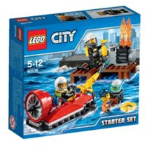 City Fire Starter Set - 60106