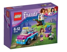 Lego Friends Olivia`s Car - 41116