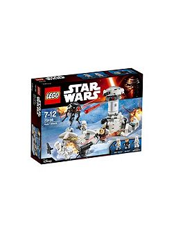 Star Wars The Force Awakens Hoth Attack