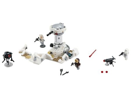 Lego Star Wars The Force Awakens Hoth Attack