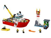 City Fire Boat - 60109