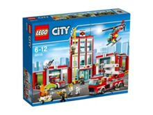 City Fire Station - 60110