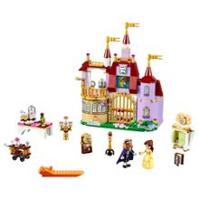 Lego Disney Princess Belle`s Enchanted Castle