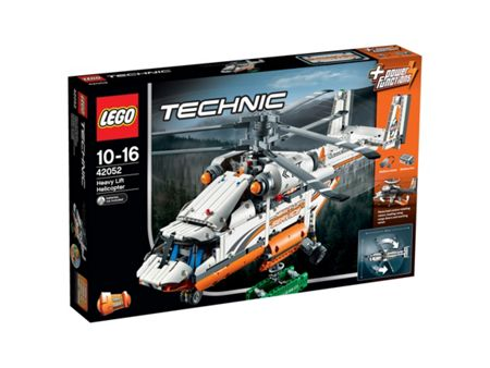 Lego Technic Heavy Lift Helicopter - 42052