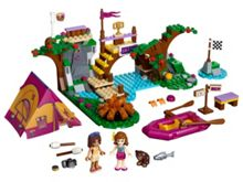 Lego Friends Adventure Rafting - 41121
