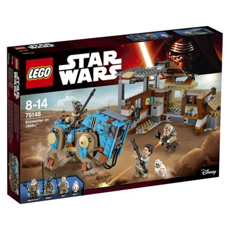 Lego Encounter on Jakku - 75148