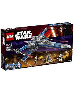 Resistance X-Wing Fighter - 75149