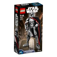 Lego Star Wars Buildable Captain Phasma