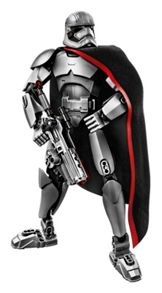 Star Wars Buildable Captain Phasma