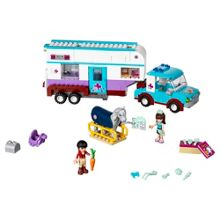 Lego Friends Heartlake Horse Vet Trailer 4112