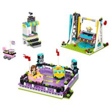 Lego Amusement Park Bumper Cars - 41133