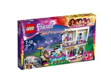 Lego Friends Livi`s Popstar House