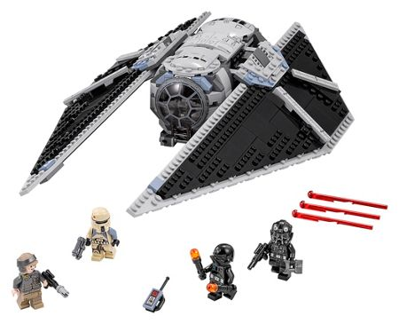 Lego Rogue One TIE Striker