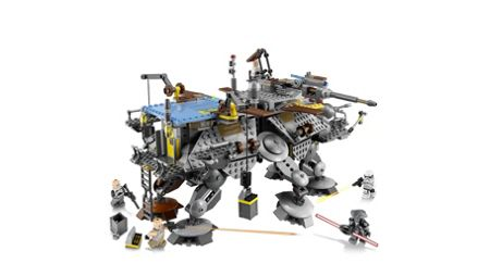 Lego Captain Rex s AT-TE - 75157