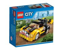 City Rally Car - 60113