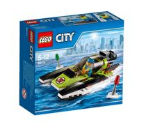 City Race Boat - 60114