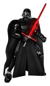 Star Wars Buildable Kylo Ren