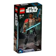 Star Wars Buildable Finn