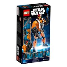 Lego Star Wars Buildable Poe Dameron