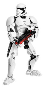Lego Star Wars Buildable Stormtrooper