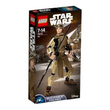 Lego Star Wars Buildable Rey