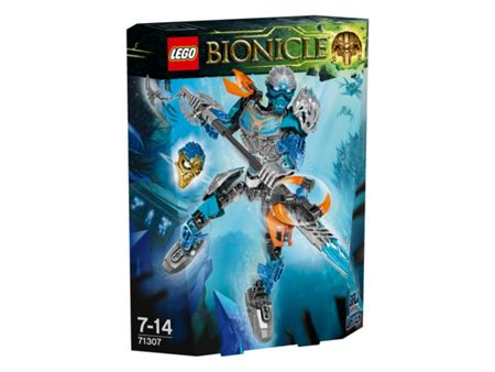 Lego Bionicle Gali Uniter of Water - 71307