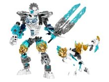 Lego Bionicle Kopaka and Melum Unity set