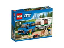 Lego City Van and Caravan - 60117