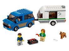 City Van and Caravan - 60117