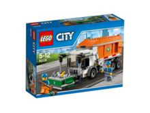 City Garbage Truck - 60118
