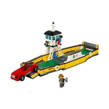 Lego City Great Vehicles Ferry 60119