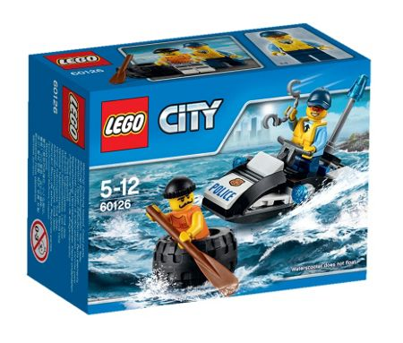 Lego City Tire Escape - 60126