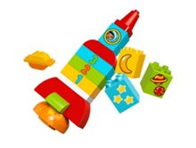 Lego Duplo My First Rocket - 10815