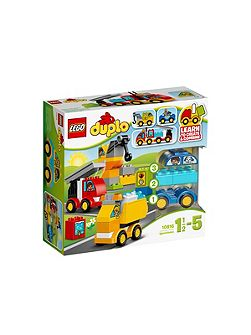 Lego Duplo My First Cars and Trucks -