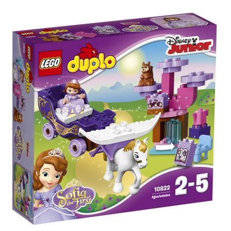 Lego Sofia the First Magical Carriage - 10822