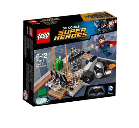Lego DC Comics Clash of the Heroes