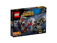 Lego DC Comics Batman Gotham City Cycle Chase