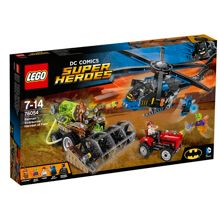 Lego Batman Scarecrow Harvest of Fear - 76054