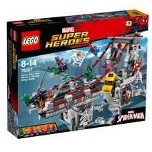 Lego Web Warriors Ultimate Bridge