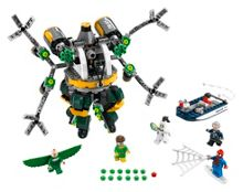 Lego Spider-Man Doc Ock Tentacle Trap - 76059