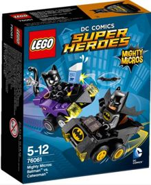 Lego Mighty Micros Batman vs Catwoman