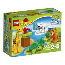 Lego Duplo Around the World Baby Animals