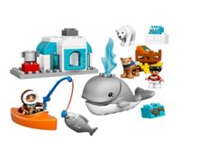 Lego Duplo Around the World Arctic Station