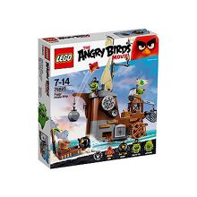 Lego Piggy Pirate Ship