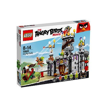 Lego King Pig`s Castle