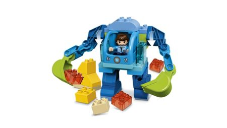 Lego Miles from Tomorrowland Suit - 10825