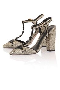 Little Mistress Stone mary-jane shoes