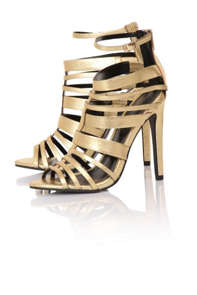Little Mistress Strappy heels