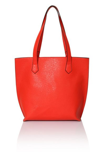 Little Mistress Tri hanging chain large tote
