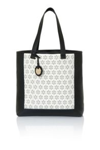 Little Mistress Cut out large tote